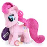 My Little Pony  Plush Doll Key Chain  Clip On Toy - Pinkie pie