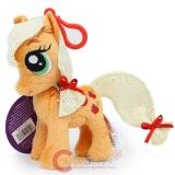 My Little Pony  Plush Doll Key Chain  Clip On Toy - Applejack