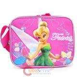 Disney TinkerBell Fairies  School Lunch Bag Box : Big Fairies