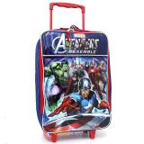 Marvel Avengers Rolling Luggage Suite Case Travel Bag Pilot Case