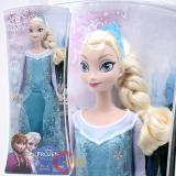 Disney Frozen Sparkle Princess Elsa Doll , Elsa Figure