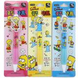 Simpson Family Bart Lisa Marge 3pcPencil  Set Mechanical Pencil Sharp Set