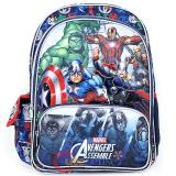 "Marvel Avengers Assemble Large School Backpack 16"" Book Bag - Hero's"