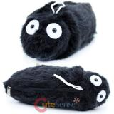 My Neighbor Totoro Dust Bunny Soot Sprite Plush Doll Pencil Case Bag