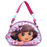Dora The Explorer Dora  Kids Hand Bag Purse -Satin Satchel