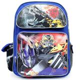 "TransFormers  Matrix Masters 16""  Large School Backpack -Age of Extinction"