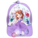 Disney Sofia The First  Kids Baseball Hat Cap - Purple Dress