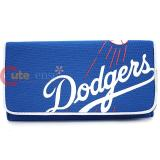 MLB LA Dodgers Clutch Ladies Jersey Wallet