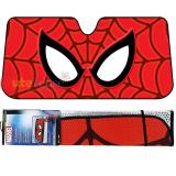 Marvel Spiderman Front Window Sun Shade  Car Windshield - Spider Big Eye