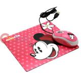 Disney Minnie Mouse and  Mouse Pad Set