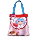 Lalaloopsy Mittens Kids Canvas Tote Bag Shoulder Bag