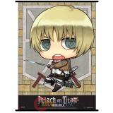 Attack on Titan SD Armin Wall Scroll GE60567