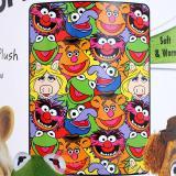 Disney The Muppets Animal Plush Microfiber Throw Blanket : Muppet Mania