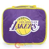 NBA Los Angeles Lakers Team Logo School Lunch Bag