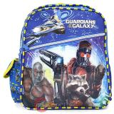 "Guardians of the Galaxy Small School Backpack 12"" All Over Book Bag - Star Load"