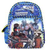 "Guardians of the Galaxy  Large School Backpack 16"" Book Bag - All Over Star Load"