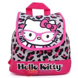 Sanrio Hello Kitty Nerd  Toddler Mini Backpack Loepard Knapsack