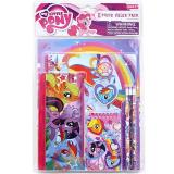 My Little Pony School Stationary Set  MLP 11pc Value Pack