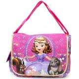 Disney Sofia The First School Messenger Diaper Bag - All Over Princess in Training