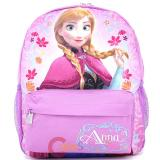 "Disney Frozen Anna 12"" School Backpack Elsa Sister Small Girls Bag"