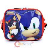 Sega Sonic The Hedgehog Insulated  School Lunch Bag - Sonic Time