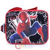 The Amazing Spider Man Spiderman School Lunch Bag Snack Box -Web Shooter