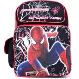 "The Amazing Spider Man Large School Backpack 16"" Book Bag -Web Shooter"