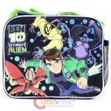 Ben 10 Ultimate Alien Insulated School Lunch Bag Snack Bag