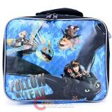 How To Train Your Dragon 2  School  Lunch Bag Insulated Snack Box