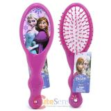 Disney Frozen Elsa Anna  Hair Brush Pink Hair Accessory