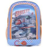 "Disney Cars Planes Large School Backpack 16"" Bag -Fire & Rescue"