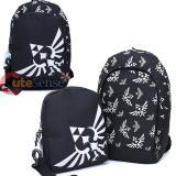 Nintendo Legend of Zelda Eject Backpack TriForce Logo Bag