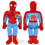 "Marvel Spidernan Jumbo Plush Doll 25"" Bedding Cuddle Pillow"