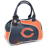 NFL Chicago Bears Bowler Bag Purse , Hand Bag