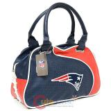 NFL New England Patriots  Bowler Bag Purse , Hand Bag