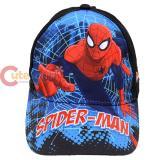 Marvel Ultimate Spider Man Hat Kids Baseball Cap -Sling Web