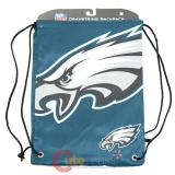NFL Philadelphia Eagles Drawstring Backpack Sling Bag