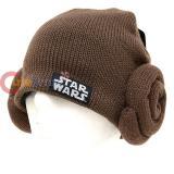 Star Wars Princess Laya Buns Knit Beanie Hat
