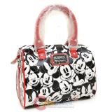 Disney Mickey Mouse Multi Face Duffle Bag by Loungefly