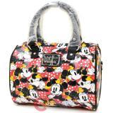 Disney Minnie Mouse Multi Face Duffle Bag by Loungefly