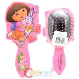 Dora The Explorer Dora with Boots Hair Brush Large Diecut Hair Accessory