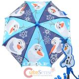 Disney Frozen Olaf Snowman Kids Umbrella with Olaf Handle