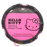 Sanrio Hello kitty Auto Car Steering Wheel Cover - Collage