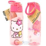 Sanrio Hello Kitty Clear 25 Oz Tritan Water Bottle
