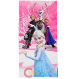 Disney Frozen Beach Towel Elsa Anna kristoff Bath Towel - Frozen Magic