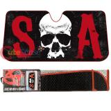 Sons of Anarchy Front Window Auto Sun Shade Car SOA Windshield