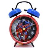Marvel Spider Sense Spiderman Twin Bell Alarm Clock - Go Spidy Go