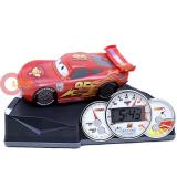 Dinsey Cars Mcqueen Your Engines Animated Alarm Clock Sound Watch