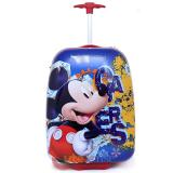 Disney Mickey Mouse ABS Rolling Luggage ,Trolley Bag, Hard Suit Case