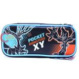 Nintendo Pokemon XY Xerneas vs Yveltal Faux Leather Pencil Case